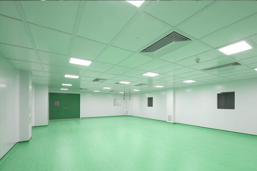 What are Cleanroom classifications