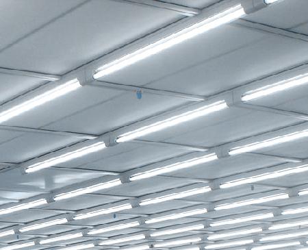 T5 Fluorescent Lighting Fixture