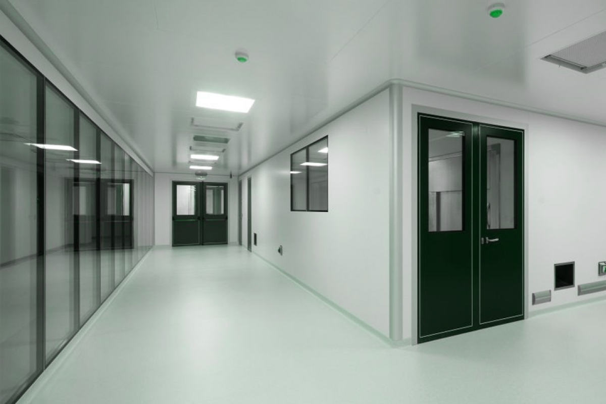 Basic cleanroom requirements
