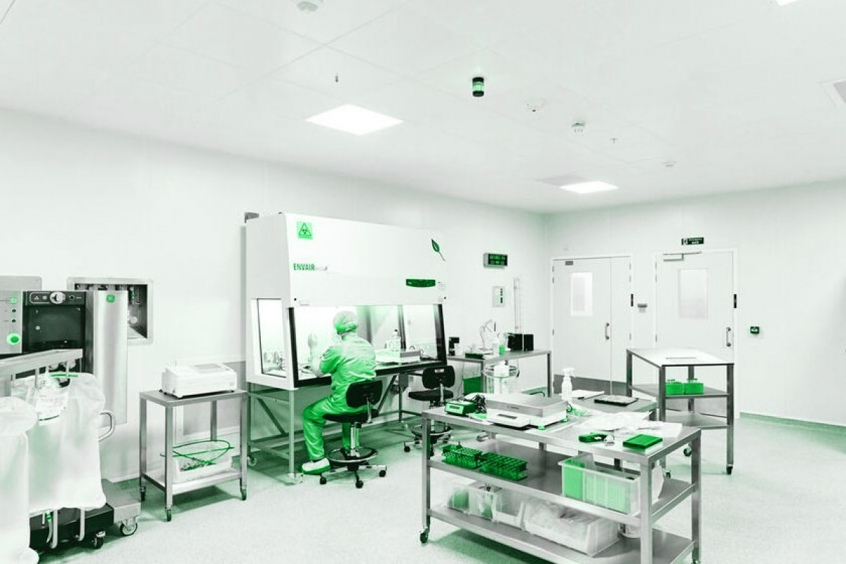 Benefits of a Modular Cleanroom