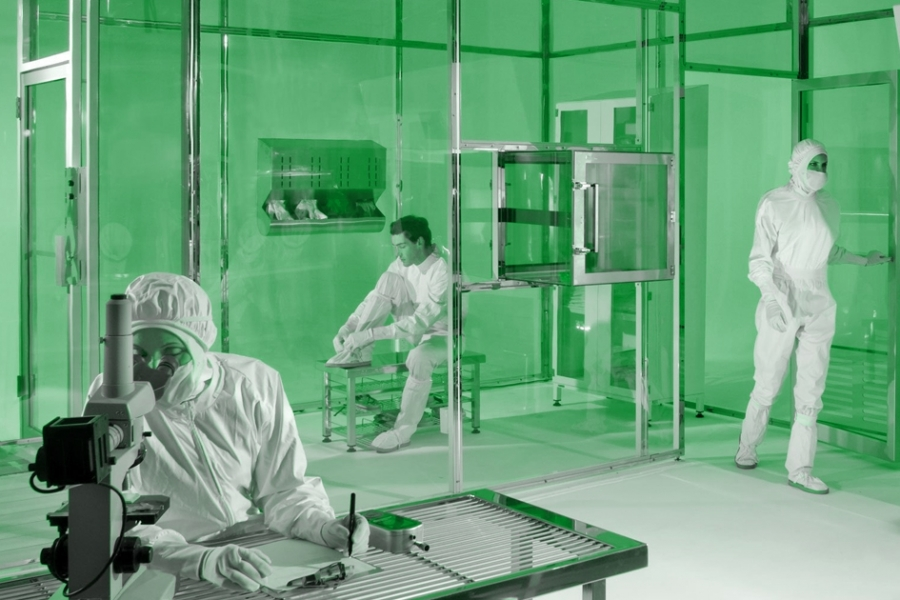 Better Cleanroom Construction