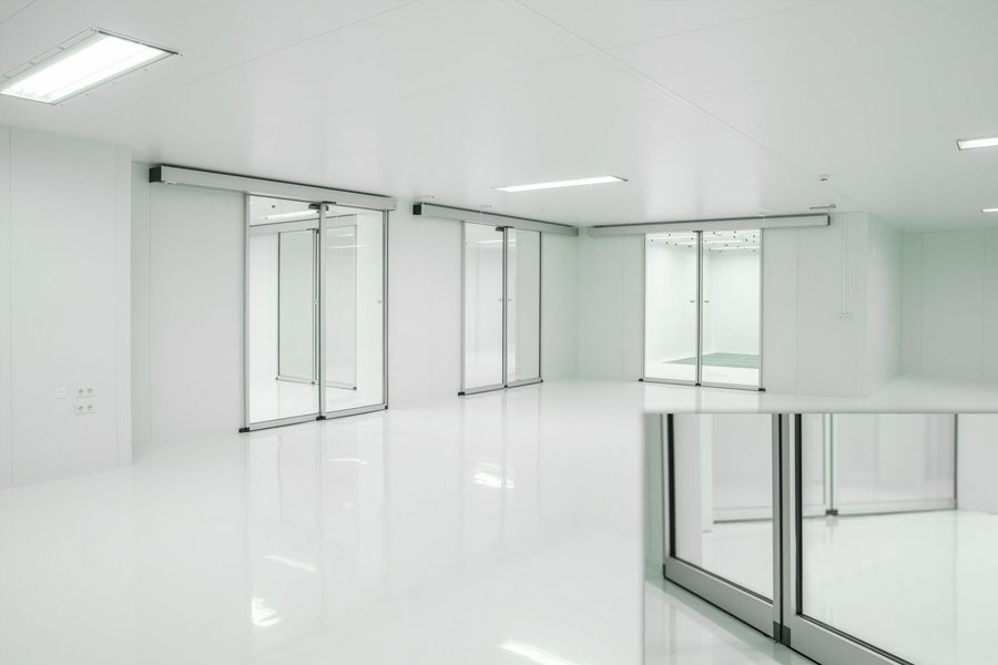 cGMP cell and gene therapy cleanroom