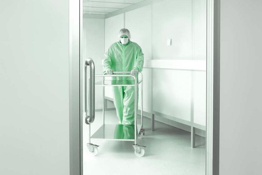 Choosing Your Cleanroom Door