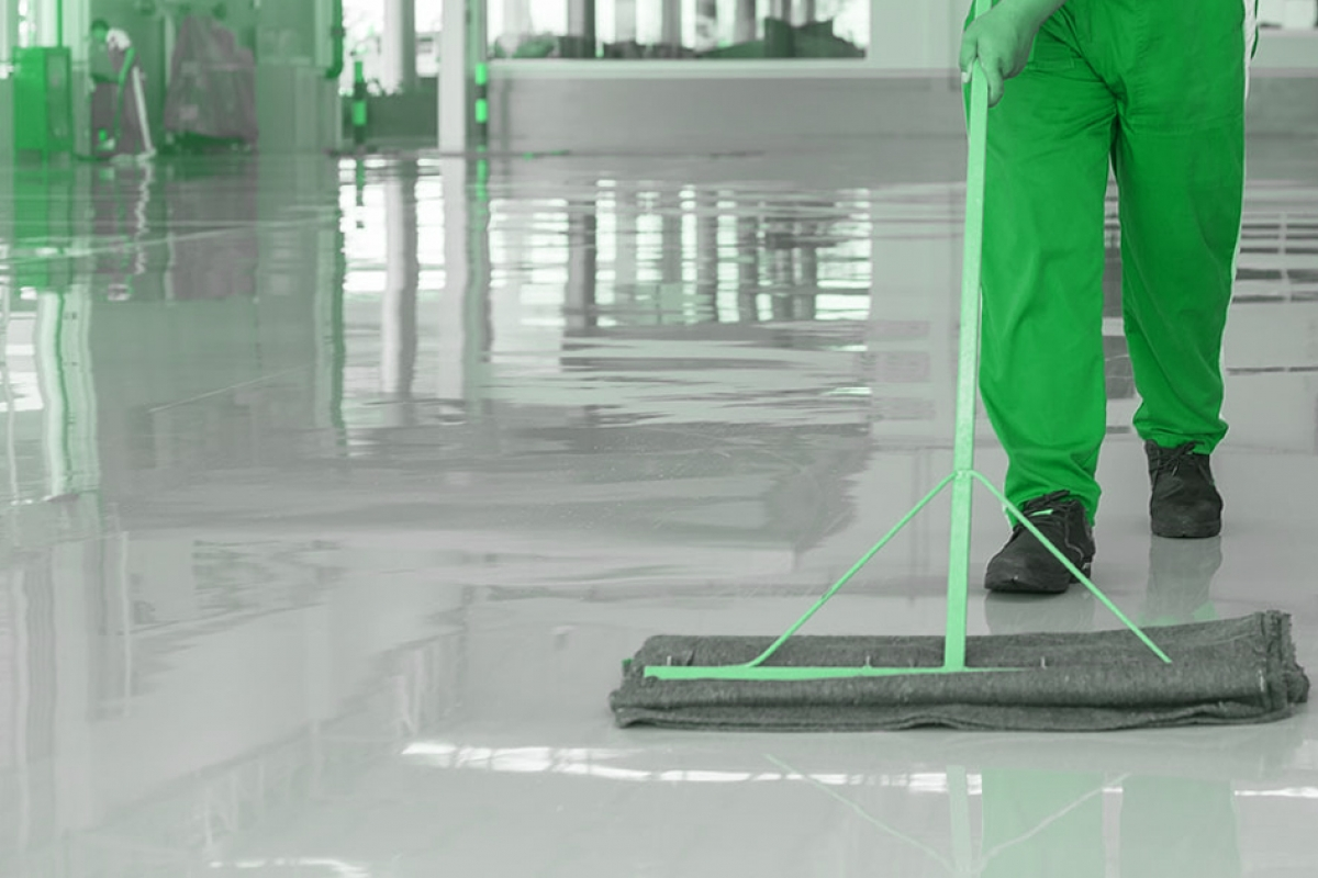 Clean Room Flooring Systems