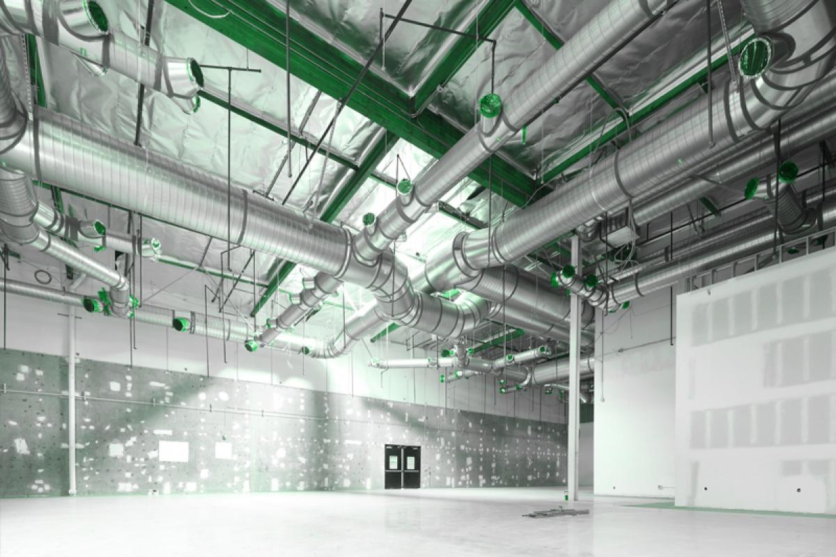 Clean Room Ventilation