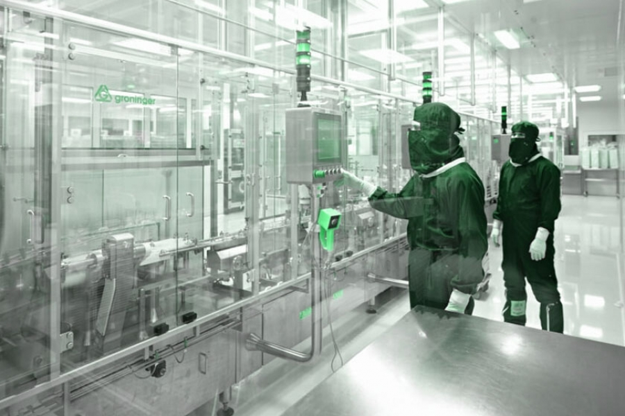 Cleanroom Air Handling Concepts