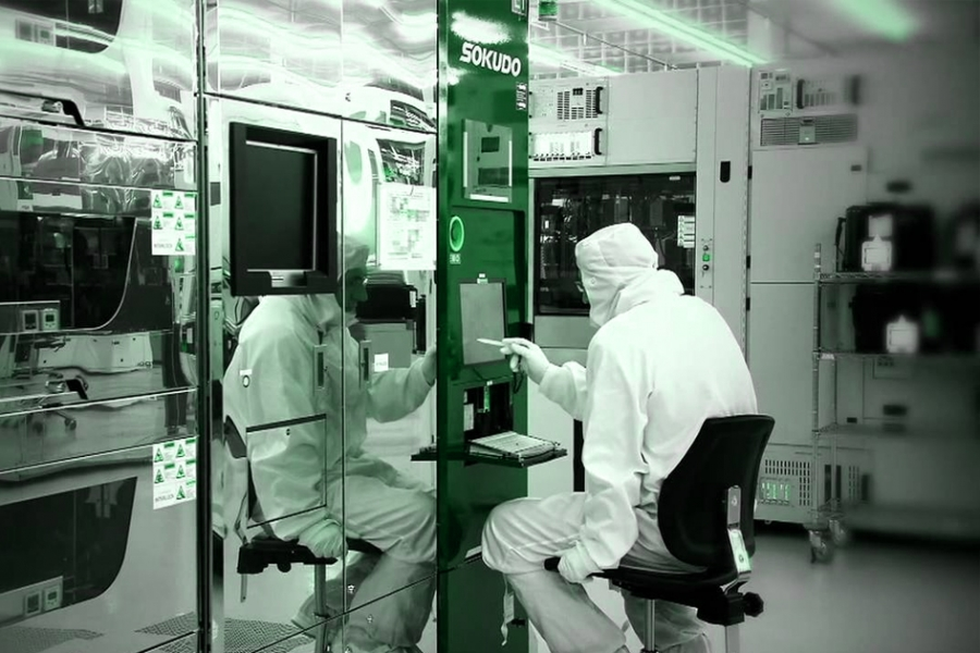 Cleanroom energy efficiency strategies