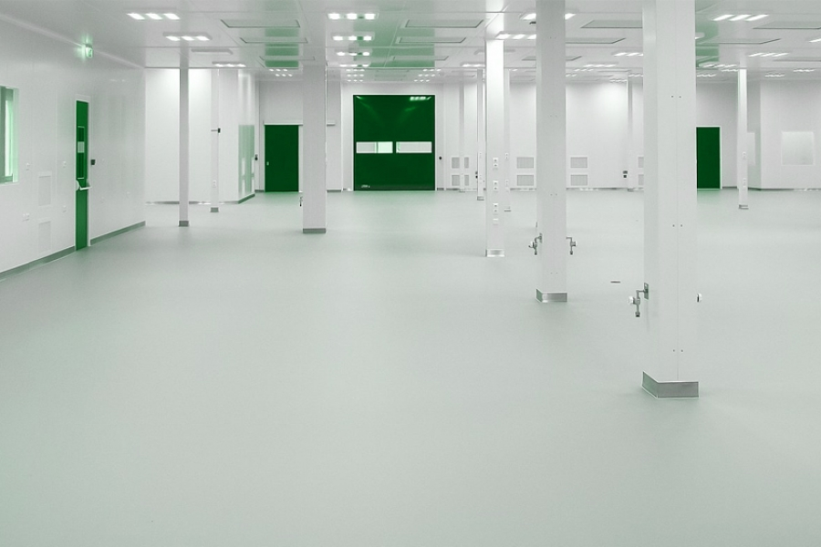 Cleanroom Flooring