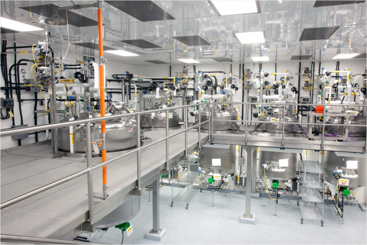 Cleanroom operation qualification for Clean room design qualification