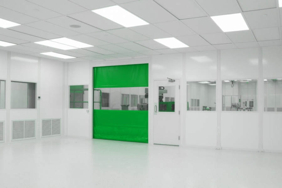 Cleanroom types