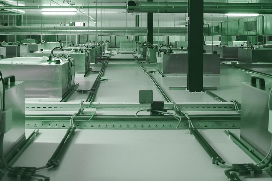 Cleanroom HVAC Designs