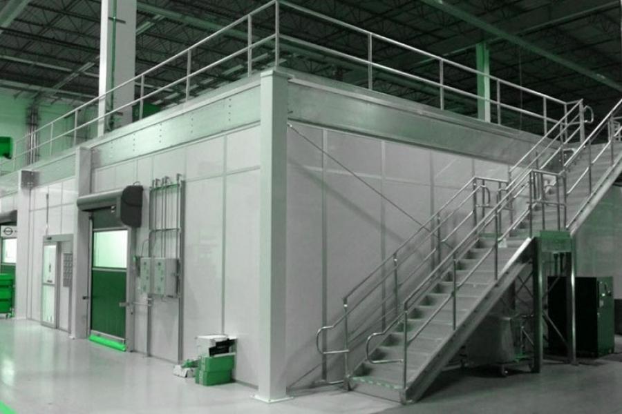 CMM Enclosures & Rooms