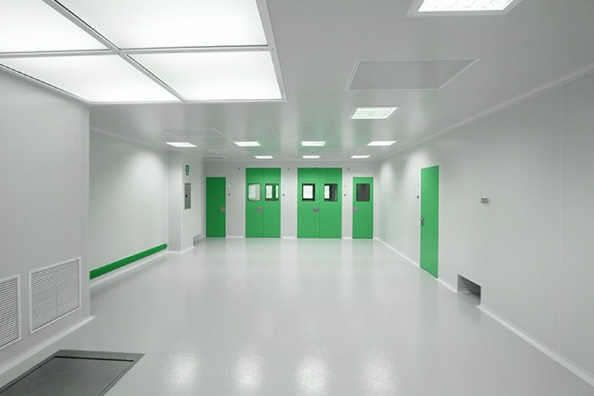 Construction Design Cleanroom Standards