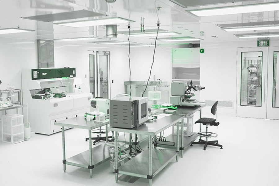 Differential Pressure In Cleanrooms
