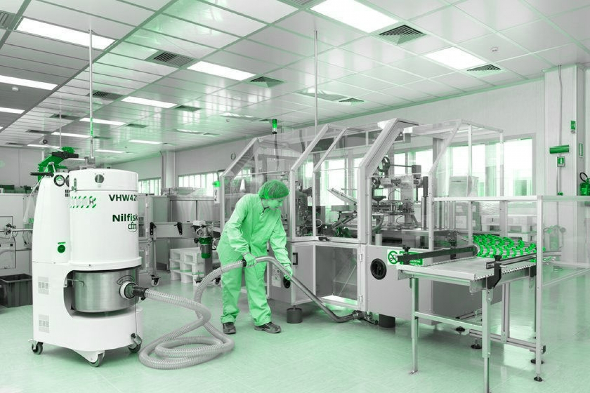 Monitoring - Maintaining a Clean Room