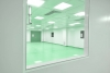 Flush-Mounted Cleanroom Windows