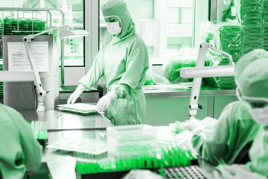 How to design a cleanroom monitoring system