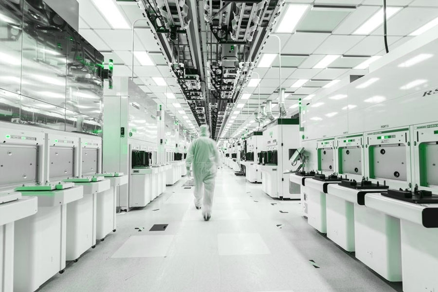 Microelectronics Cleanroom Design