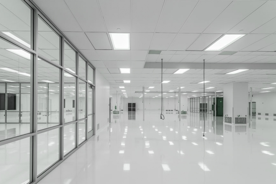 Origin of cleanroom technology