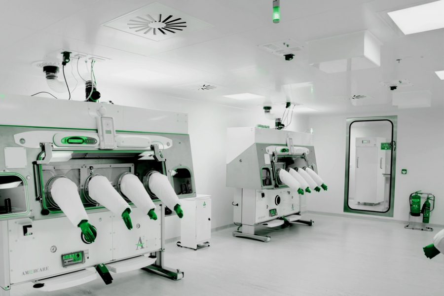 Pharmaceutical Cleanroom Components