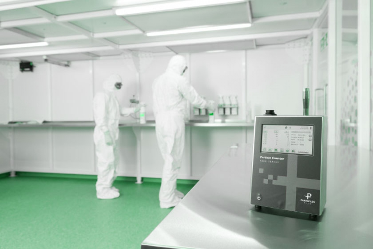 The Challenge of Working in a Cleanroom