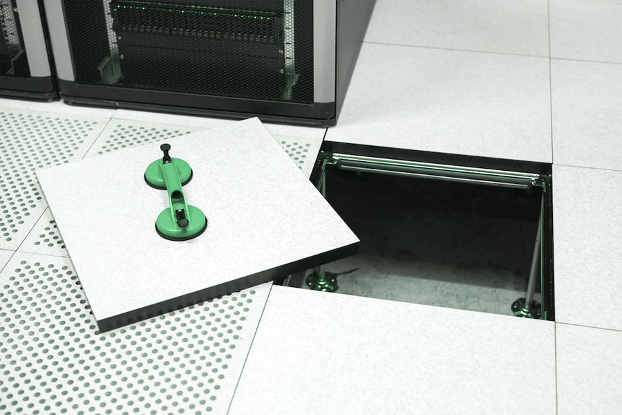 The selection of cleanroom flooring