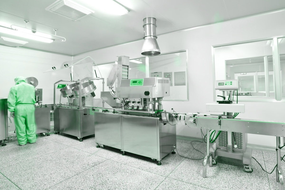 Easing energy consumption in cleanrooms