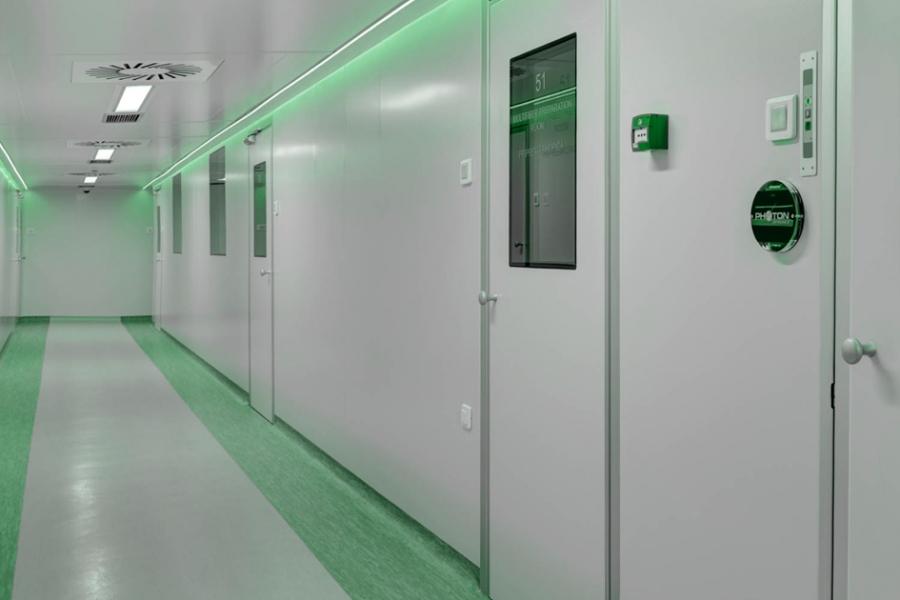 Understanding Cleanrooms Lighting