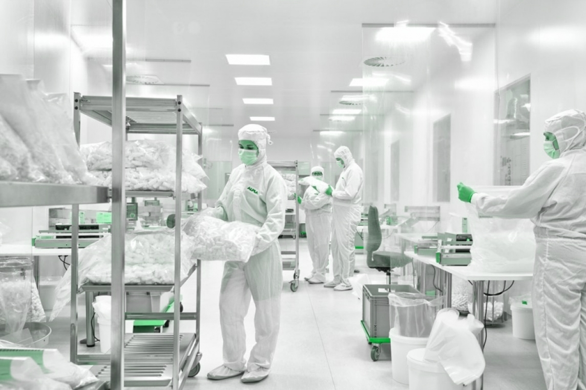 USP Compounding Cleanrooms
