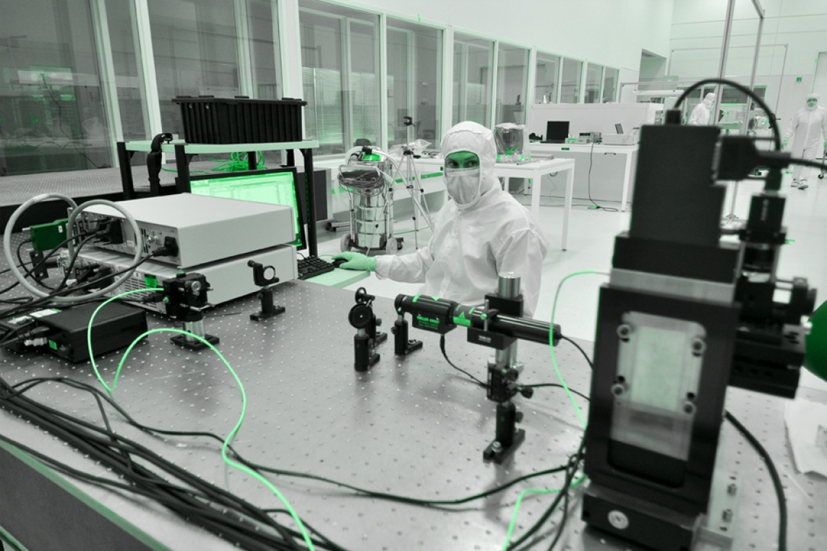 What Makes a Cleanroom a Clean Room?