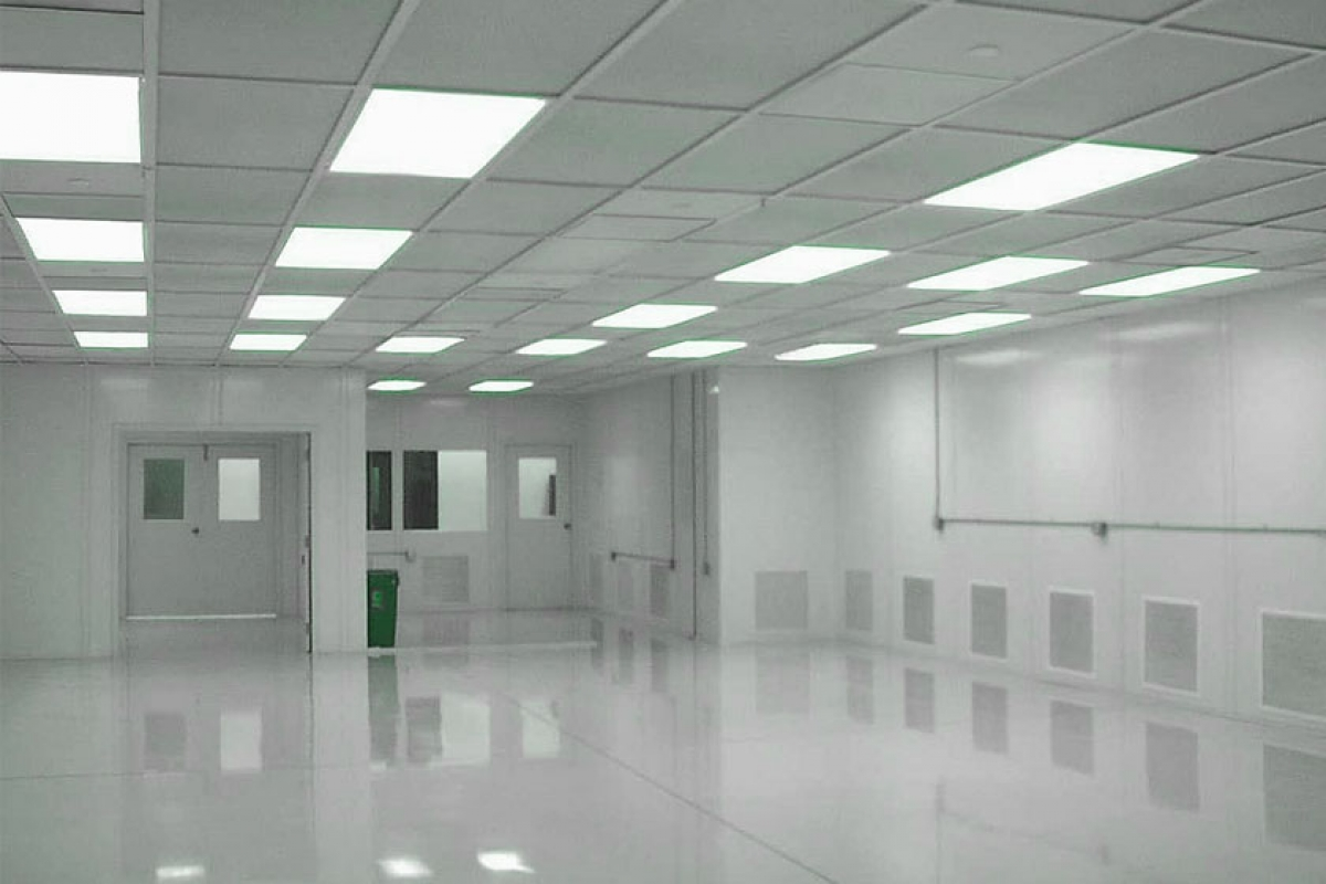 Hardwall Cleanrooms?